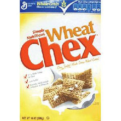 GENERAL MILLS WHEAT CHEX CEREAL