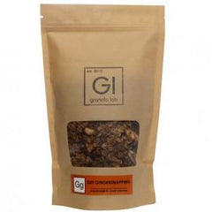 GL GRANOLA LAB GET GINGERSNAPPING GRANOLA