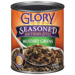GLORY SEASONED MUSTARD GREENS