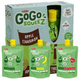 GOGO SQUEEZ APPLE APPLE APPLESAUCE ON THE GO
