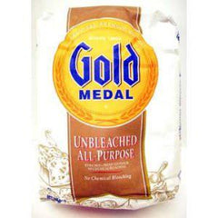 GOLD MEDAL UNBLEACHED ALL PURPOSE PRESIFTED FLOUR
