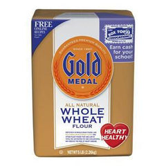 GOLD MEDAL WHOLE WHEAT FLOUR