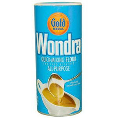 GOLD MEDAL WONDRA QUICK MIXING FLOUR ALL PURPOSE