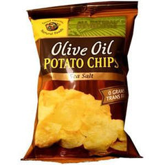 GOOD HEALTH OLIVE OIL SEA SALT POTATO CHIPS