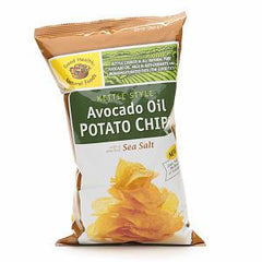 GOOD HEALTH NATURAL FOODS AVOCADO OIL POTATO CHIPSWITH SEA SALT