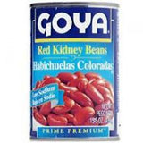 GOYA DARK RED KIDNEY BEANS - LOW SODIUM