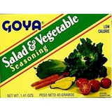 GOYA SALAD & VEGETABLE SEASONING