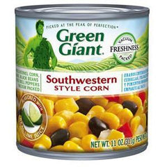 GREEN GIANT SOUTHWEST STYLE CORN