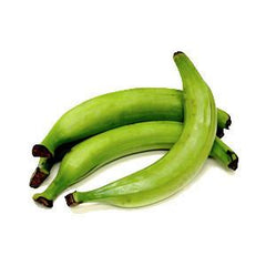 GREEN PLANTAINS FROM ECUADOR