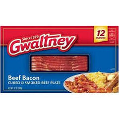 GWALTNEY BEEF BACON