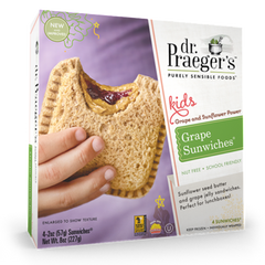 DR PRAEGER SUNWICH GRAPE