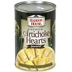 HADDON HOUSE ARTICHOKE QUARTERED HEARTS