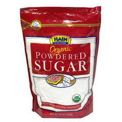 HAIN ORGANIC POWDERED SUGAR