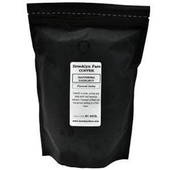 BROOKLYN FARE COFFEE HAPPENING HAZELNUT FULL CITY ROAST - PRECISION GROUND COFFEE