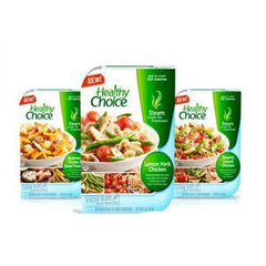 HEALTHY CHOICE COMPLETE MEALS - GOLDEN ROASTED TURKEY BREAST