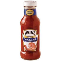 HEINZ SAUCE COCKTAIL ORIGINAL
