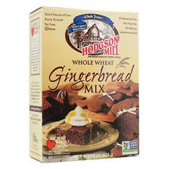 HODGSON MILL WHOLE WHEAT GINGER BREAD MIX