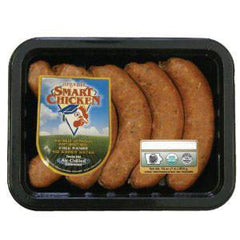 ORGANIC SMART CHICKEN HOT ITALIAN SAUSAGE