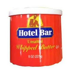 HOTEL BAR WHIPPED UNSALTED BUTTER