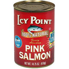 ICY POINT PINK SALMON