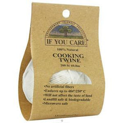 IF YOU CARE COOKING TWINE - NATURAL