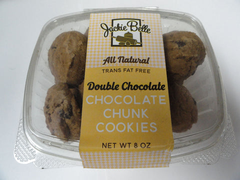 JACKIE BELLE ALL NATURAL  COOKIES