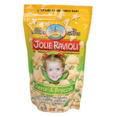NEW YORK RAVIOLI - JOLIE RAVIOLI CHEESE & BROCCOLI