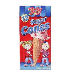 JOY SUGAR CONE 12 COUNT