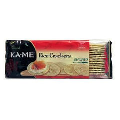 KA-ME SEAWEED RICE CRACKERS