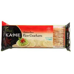 KA-ME WASABI RICE CRACKERS