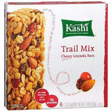 KASHI TRAIL MIX CHEWY GRANOLA BAR