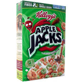 KELLOGG'S APPLE JACK CEREAL