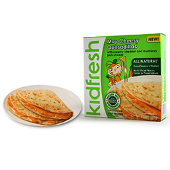 KIDFRESH MUY CHEESY QUESADILLA - ALL NATURAL