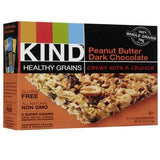 KIND PEANUT BUTTER DARK CHOCOLATE GLUTEN FREE GRANOLA BAR