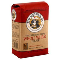 KING ARTHUR 100% WHOLE WHEAT FLOUR