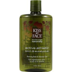 KISS MY FACE BIRCH & EUCALYPTUS  SHOWER GEL