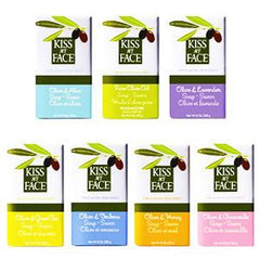 KISS MY FACE PURE OLIVE OIL BAR SOAP