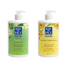 KISS MY FACE OLIVE & ALOE MOISTURIZER BODY LOTION
