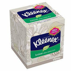 KLEENEX LOTION ALOE TISSUES
