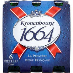 KRONENBOURG 1664 BOTTLED BEER