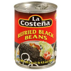 LA COSTENA REFRIED BLACK BEANS