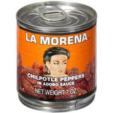 LA MORENA CHILPOTLE PEPPERS IN ADOBO SAUCE