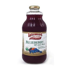 LAKEWOOD ORGANIC BLUEBERRY JUICE BLEND