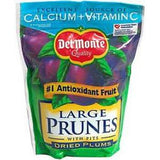 DEL MONTE LARGE PRUNE WITH PITS
