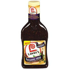 LAWRY'S BALSAMIC HERB WITH ITALIAN HERB AND BALSAMIC VINEGAR
