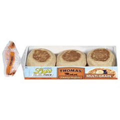 THOMAS LIGHT MULTIGRAIN ENGLISH MUFFINS
