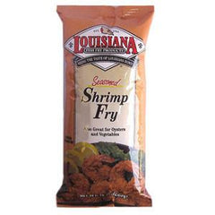 LOUISIANA SHRIMP FRY SEASONED