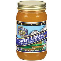 LUNDBERG ORGANIC SWEET DREAMS ORGANIC BROWN RICE SYRUP