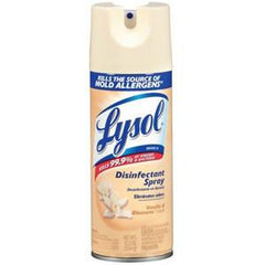 LYSOL VAN      ILLA & BLOSSOM SCENT DESINFECTANT SPRAY