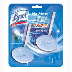 LYSOL SPRING   WATERFALL AUTOMATIC TOILET BOWL CLEANER